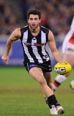 Alex Fasolo has the showman's hunger and natural flair for kicking goals.