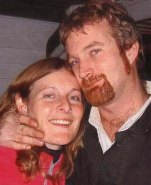 Victims of negligence: Adam Holt and Roslyn Bragg.