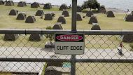 Police probe cliff death (Video Thumbnail)