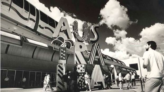 Expo 88 opens in Brisbane.