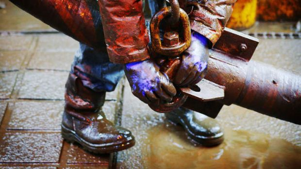 Strategic jitters have pushed Brent crude prices to a five-month high of $US112 a barrel.