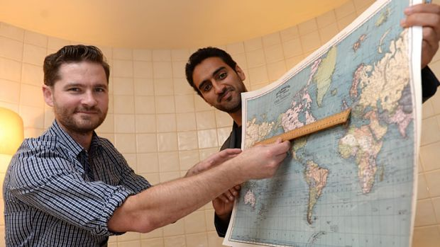 Charlie Pickering and Waleed Aly take on the world.