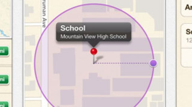 Apple's Find My Friends.