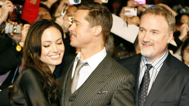 Disney's <i>20,000 Leagues</i> has been suggested to include actor Brad Pitt, centre, and director David Fincher, right.