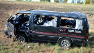 Hume crash leaves two dead, two injured (Video Thumbnail)