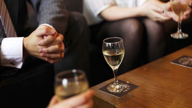 """""""Four in five Australians aged 14 and over say they drink""""."""