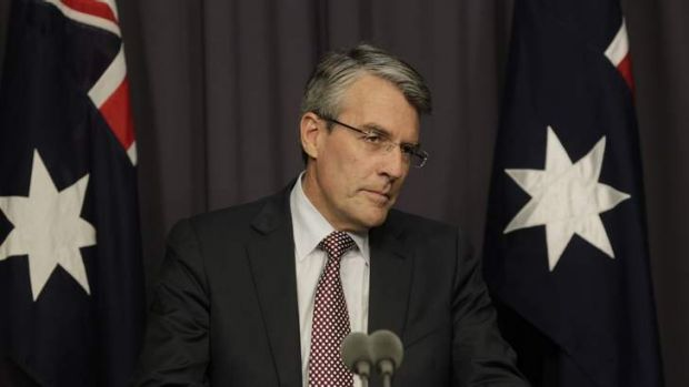 Minister for the Public Service Mark Dreyfus.