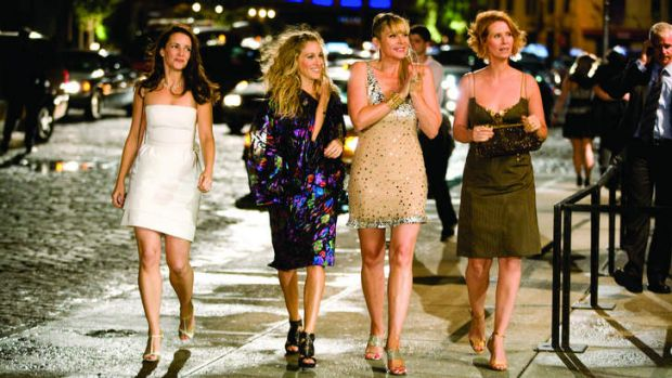 Call for help: New Yorkers like the <i>Sex and The City</i> girls are very fussy about their phone prefixes.