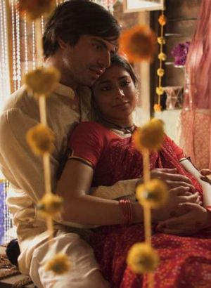 <em>Midnight's Children</em> is an adaptation of a Salman Rushdie novel.