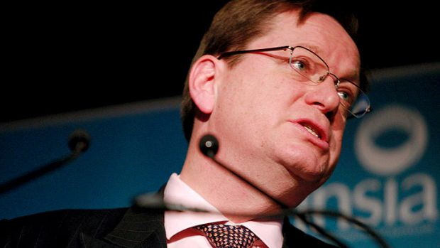 Alex Thursby ... his exit is also likely to lead a further shake-up of ANZ's divisional structure.