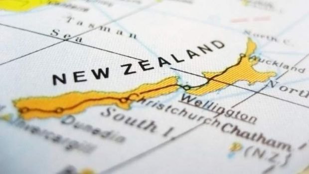 New Zealand has discovered the names of its north and south islands have never been registered.