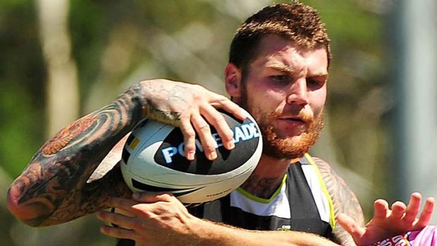 Lifeline: Dugan may still end up at the Dragons.