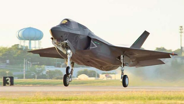 Open to reconsideration: The manufacturer of the Joint Strike Fighter have no objection to Canada's recent decision to ...