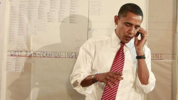 The Chinese have cut off the hotline twice, for extensive periods, in protest against US actions.