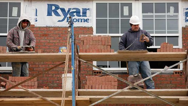 Construction jobs in the US ... pullback in March hiring seen in the report was largely due to a slowdown in ...