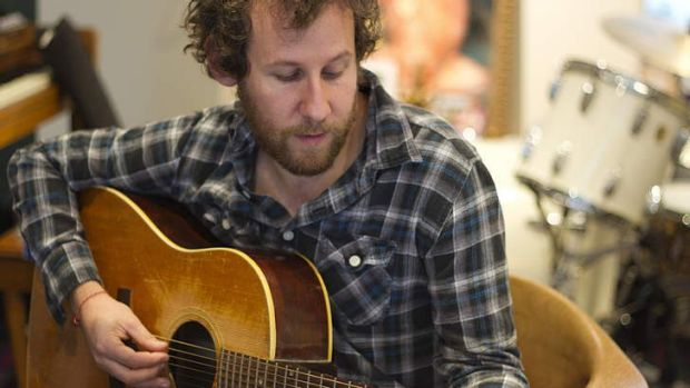 Looking inwards: Ben Lee will encourage contestants on <em>The Voice</em> to be themselves.