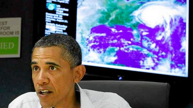 President Obama has promised to act on climate change.