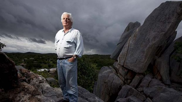 Absolute madness: Geologist Ian Plimer's verdict on the training mine proposal.