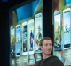 Mark Zuckerberg, chief executive officer of Facebook, speaks during an event in Menlo Park, California.