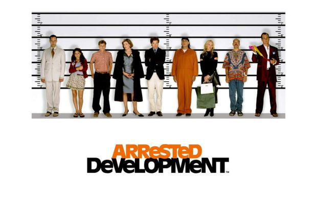 The Bluth Family - Arrested Development