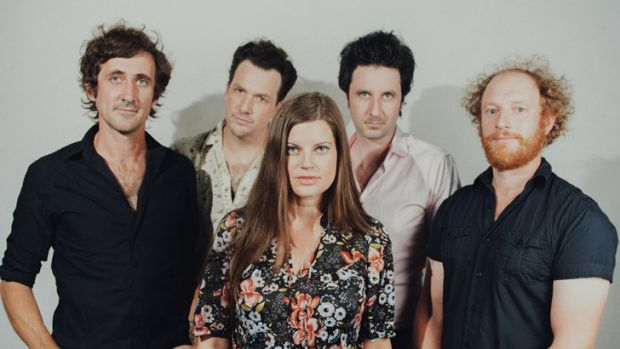 "Australian band The Drones play Brisbane on April 12 to support their new record ""I See Seaweed""."