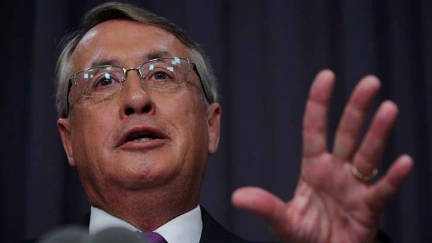 The Government will take the plan to election in September: Wayne Swan.