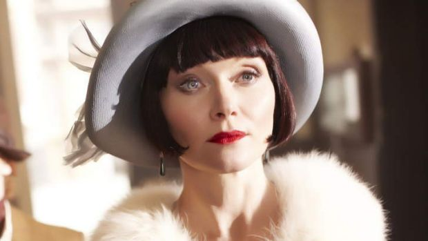 A certain allure: Essie Davis proves to be a favourite.