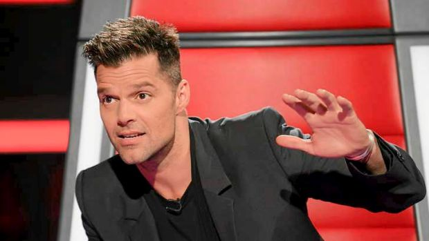 Ricky Martin replaces Keith Urban in season two of The Voice.