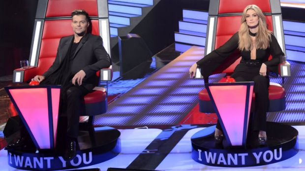 In demand ... The Voice premiered to 1.82 million viewers.