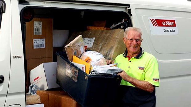 Australia Post is increasing its service charges for parcel delivery.