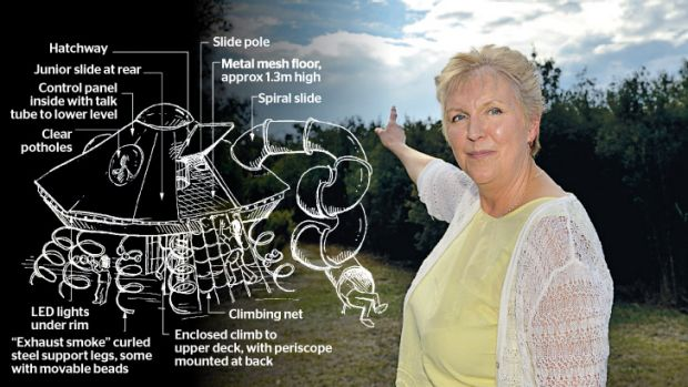 In 1966, 12-year-old Joy Clarke ran over to the Grange Heathland reserve with her friends to watch a group of UFOs. She ...