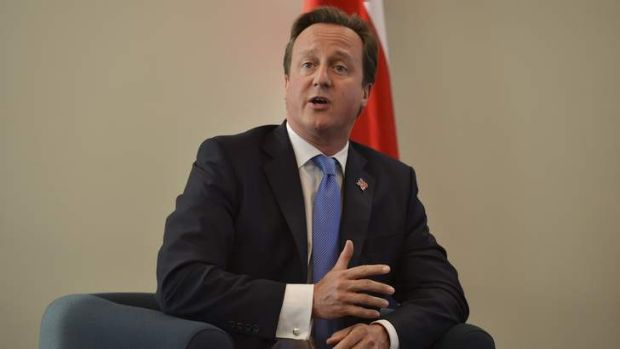 Treaty row: David Cameron is facing resistance from France and Germany over his plans to create fresh EU agreements.