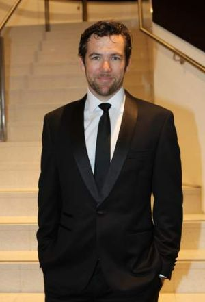 Charm and wit: Patrick Brammall, who will play Rupert Murdoch in Power Games: The Packer-Murdoch War.