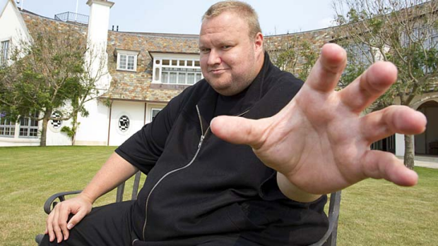 """""""The Prime Minister should apologise to those people too and inform the targets"""": Kim Dotcom."""