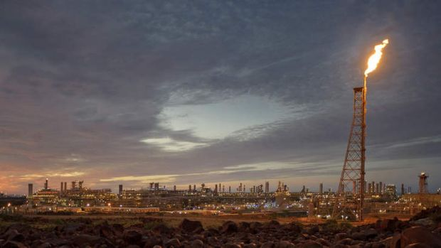 Karratha is home to many Woodside employees.