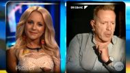 Bickmore responds to shock rockers rant (Video Thumbnail)