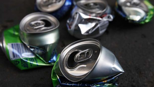 State litter: Far fewer bottles and cans become rubbish in South Australia.