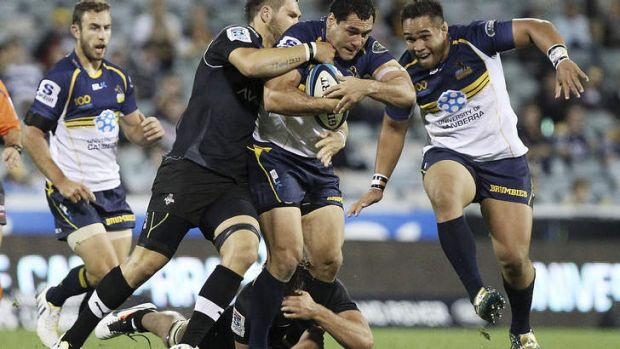 George Smith of the Brumbies has not been contacted by the ARU in regards to playing against the British and Irish Lions.