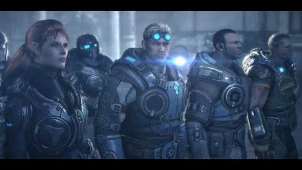 The mismatched but heroic foursome at the heart of Gears of War: Judgment is pleasantly diverse.