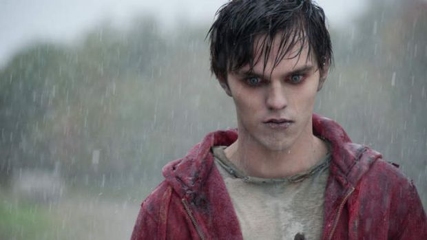 Eternal love: A flesh-eating zombie falls for his prey in <em>Warm Bodies</em>.