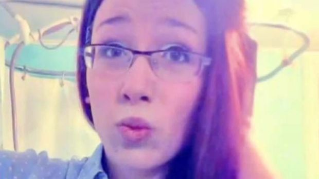 Took her own life: Rehtaeh Parsons.