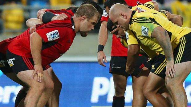 The softer hit will reward dominant scrums.