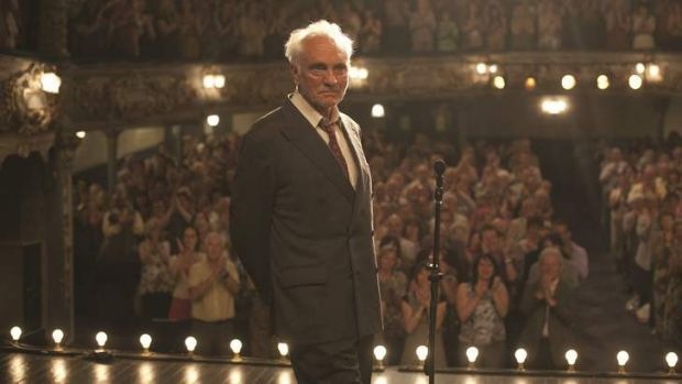 ''I don't do ordinary well'': Terence Stamp as Arthur in <em>Song for Marion</em>.