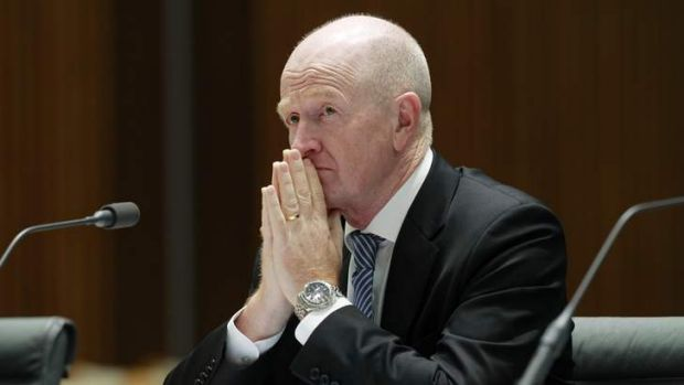 Will he or won't he? RBA chief Glenn Stevens and the board decide on the cash rate on Tuesday.