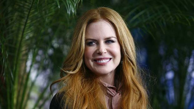 Celebrity endorser: Actor Nicole Kidman is promoting other Swisse products.
