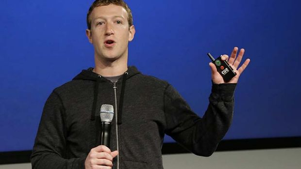 Mark Zuckerberg: Has launched his political advocacy group Fwd.us.