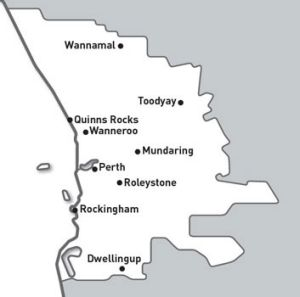 The April 16 cut-off date only affects the Perth area; the rest of WA will switch on June 25.