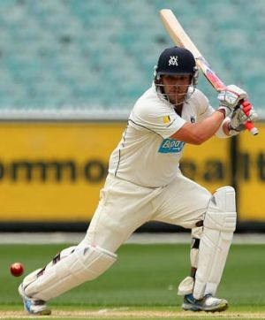 Seeking a move: Aaron Finch.