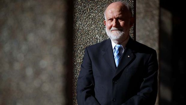 Heading the inquiry: Former Commonwealth ombudsman Dennis Pearce.