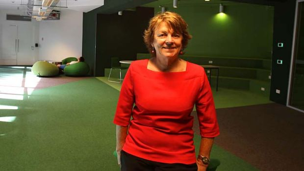 """""""Tailored advice to each student"""": UTS deputy vice chancellor Shirley Alexander."""